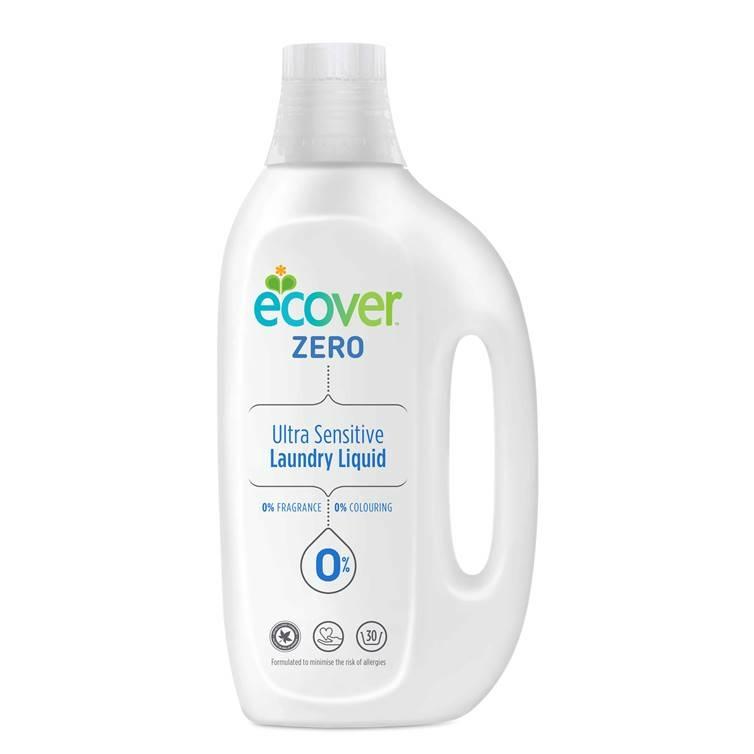 Ecover öko zero mosószer