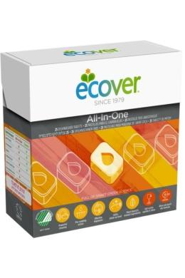 Ecover öko mosogatógép tabletta All in One 25 db