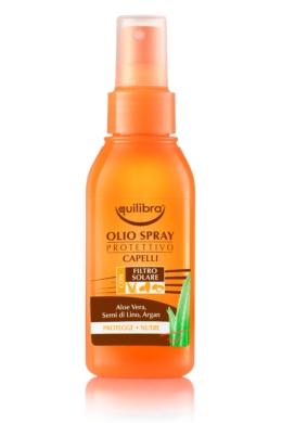 EQUILIBRA Aloe Fényvédő hajspray 100 ml