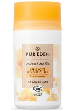 Pur Eden deo roll-on 50ml - hosszan tartó ápolás nőknek