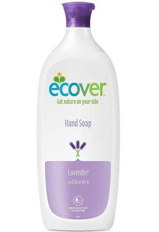 Ecover Öko folyékony szappan Levendula és Aloe Vera 1l