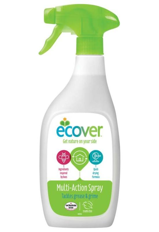 Ecover öko Multi-action felülettisztító spray szórófejes 500ml