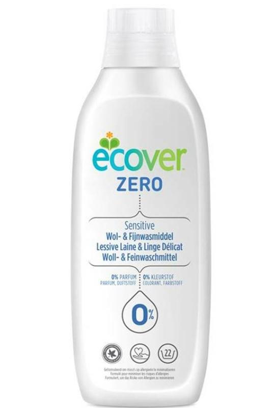 Ecover ZERO öko kímélő mosószer 1l