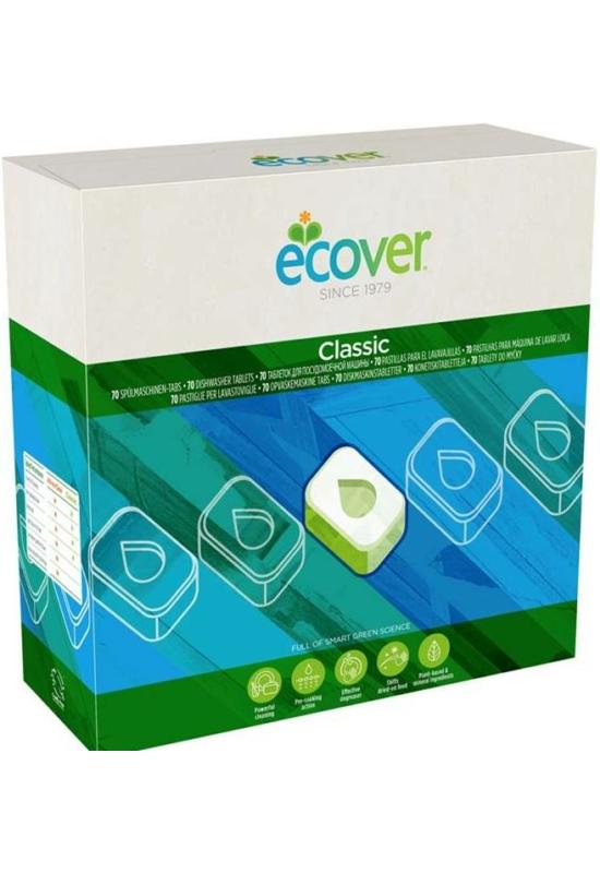 Ecover öko mosogatógép-tabletta 1,4kg 70 db