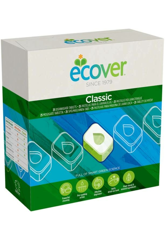 Ecover öko mosogatógép-tabletta 25 db