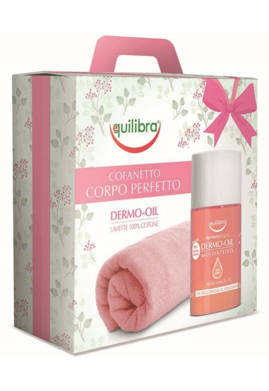 EQUILIBRA® Dermo olaj ajándékcsomag