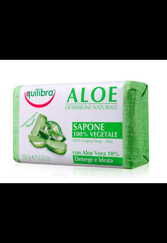 EQUILIBRA Szilárd szappan Aloe Verával 100g