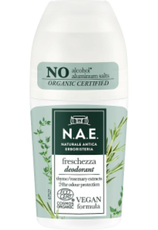 N.A.E. bio frissítő golyós dezodor FRESCHEZZA 50ml