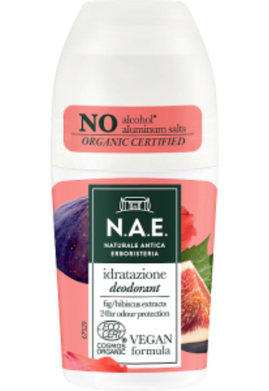 N.A.E. bio bőrkímélő golyós dezodor IDRATAZIONE 50ml