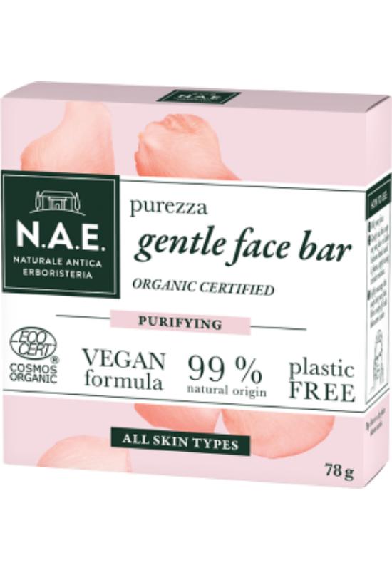 N.A.E. bio arctisztító szappan PUREZZA 78g