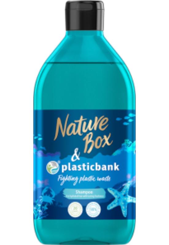 Nature Box sampon Plasticbank 385 ml