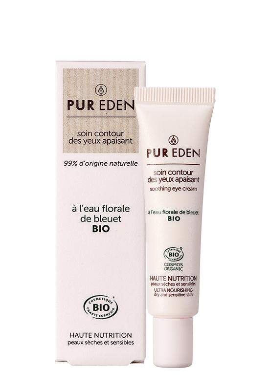 Pur Eden nyugtató szemkörnyék ápoló 15ml
