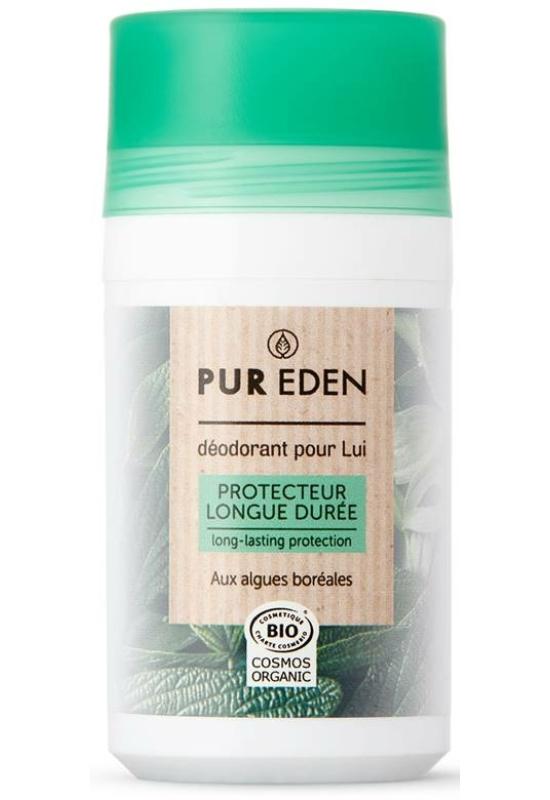 Pur Eden deo roll-on 50ml - hosszan tartó védelem férfiaknak