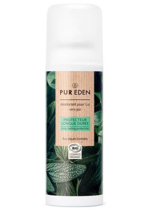 Pur Eden deo spray 100ml - hosszan tartó védelem férfiaknak